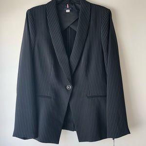 Tommy Hilfiger Pinstripe jacket size 16